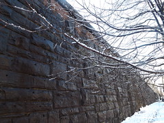 Harsimus Branch Embankment, Snow View, Jersey City, New Jersey (lensepix) Tags: winter snow newjersey jerseycity harsimusbranchembankment harsimusembankment