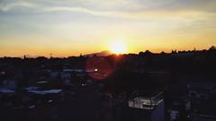 En la vida, cada final es solo un nuevo comienzo. (castro.montse) Tags: city sol sunshine mxico atardecer twilight morelia ciudad crepsculo