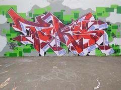 Tars AA Crew EDK (TARSizm) Tags: graffiti tars edk aacrew
