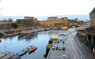 Quais de Recouvrance - Brest (29)