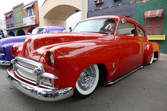 1951 Chevy Fleetline (bballchico) Tags: chevrolet chevy custom 1951 fleetline grandnationalroadstershow betorojas saturdaydrivein gnrs2016