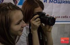 Двойник Валли в Саратове на «РобоФесте»