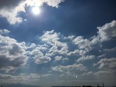 (Gundogusu) Tags: sun izmir hava bulut gne