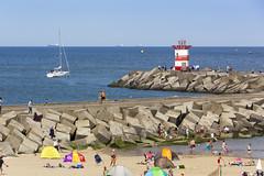 HOTEL IBIS DEN HAAG SCHEVENINGEN (EVENT Hotels) Tags: sea summer lighthouse beach netherlands pier scheveningen jetty horizon thenetherlands northsea beacon thehague zuidholland nld