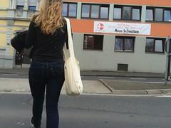 2593 (dennisk4760) Tags: sexy ass butt arse jeans denim levis arsch