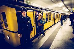 U6 Baureihe C II (DOKTOR WAUMIAU) Tags: subway nikon wideangle tokina ubahn lightroom bvg ishootraw d7200 vscofilm weilwirdichlieben