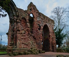 The ruins of St John's the Baptist's Church in Chester (neilsimpson515) Tags: building architecture nikon ruins chester nikon2470 nikond800e stjohnsthebaptistschurch