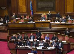 L'intervento di Renzi al Senato (Palazzochigi) Tags: parlamento senato matteorenzi