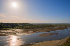 The stream (Ali's Photograpy) Tags: pakistan sun water landscape nikon stream delta ali punjab nikkor ghan sunstar 2470mm jhelum naala aliasghar alisphotography
