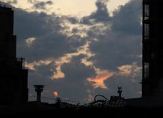 ATARDECER DE UN DA LLUVIOSO. CABA. ARGENTINA. (tupacarballo) Tags: argentina clouds canon contraluz atardecer caba tupacarballo canonpowershotg16
