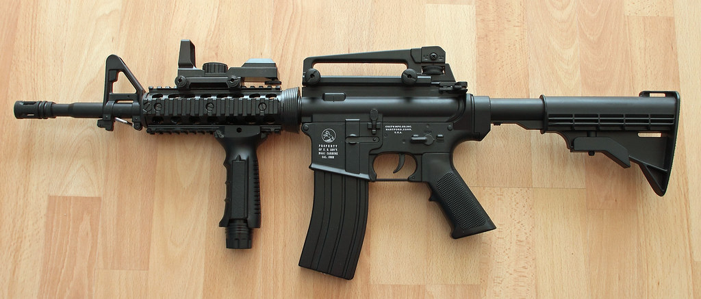 The World's Best Photos of airsoft and cybergun - Flickr