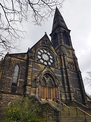 The Ashwood Centre, Leeds (mikey471) Tags: church leeds april headingley westyorkshire 2016 1864 congregationalchurch cuthbertbrodrick headingleylane ashwoodcentre