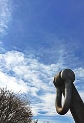 Vast (opal c) Tags: sculpture rust anchor patina vastness vast camanoisland anchorhook