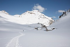. (Pakalou44) Tags: winter montagne hiver montain queyras 2016