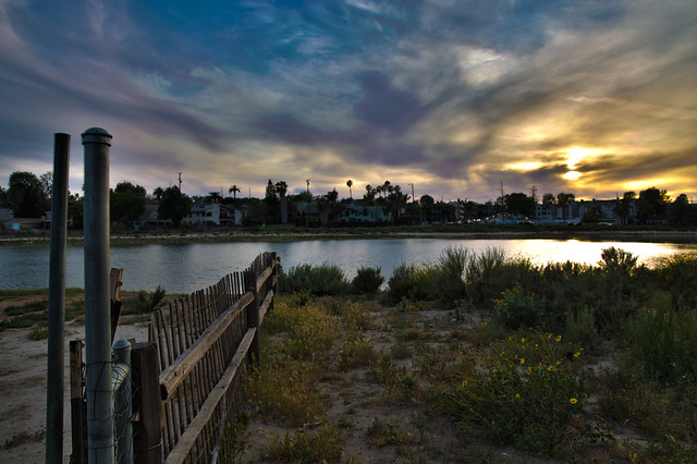 Colorado Lagoon, Long Beach, CA