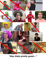 Filthy Frank - Group Project - Please read to the very bottom (TheCampervanTom) Tags: frank lego custom filthy franku