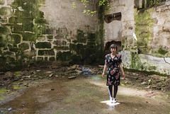 (Antonio Gutirrez Pereira) Tags: color luz mujer retrato mirara antoniogutierrezfotografia dinamocoworking