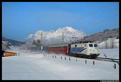Lokomotion 139 555, Fieberbrunn 20-02-2016 (Henk Zwoferink) Tags: tirol oostenrijk lomo euro sneeuw rail company express henk 139 555 rtc experts fieberbrunn lokomotion br139 eetc tracion zwoferink