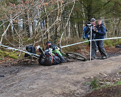 02 MTB SCDH 16 Apr 2016 (19) (Kate Mate 111) Tags: uk mountain bike forest cycling crash sheffield yorkshire steve competition racing downhill peat riding mtb mountainbiking grenoside