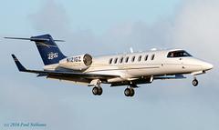 N121GZ Learjet 45XR (Anhedral) Tags: landing learjet bizjet shannonairport corporatejet 45xr n121gz