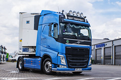 Volvo FH IV 500 Globetrotter (Micha Szczerbowski) Tags: volvo transport 500 tuning iv fh jerzy globetrotter azet puchalski chodnia naczepa