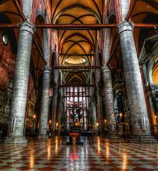 Basilica dei Santi Giovanni e Paolo (Anthonio Nordhagen) Tags: venice italy panorama basilica samsung 1655mm samsungnx nx3000