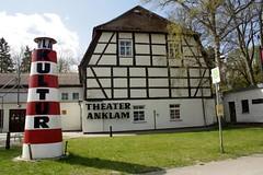 Hansestadt Anklam  IMG_0260 (nb-hjwmpa) Tags: theater vorpommern hansestadt fachwerk anklam