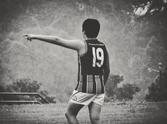120/366 Footy in the wet #366days #project366 #photoaday (bartman_6) Tags: photoaday 366days project366