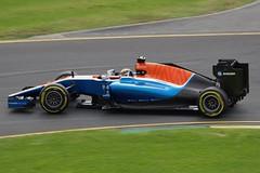 Pascal Wehrlein on debut (.Stupix) Tags: germany mercedes australia melbourne f1 victoria grandprix pascal manor formula1 albertpark debut motorsport 2016 australiangrandprix wehrlein