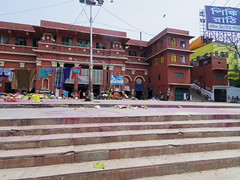 Armenian Ghatの建物[2016] (gang_m) Tags: india kolkata calcutta インド movielocation コルカタ カルカッタ gunday 映画ロケ地 india2016