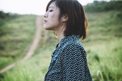 DSC_9220 (Ivan KT) Tags: light shadow portrait woman art girl photography lotus taiwan exhibition sight conceptual backlighting