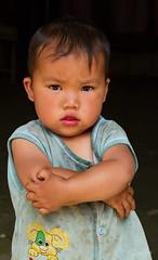 H'mong tribe boy (Josh Hickinbotham) Tags: boy vietnam sapa hmong 18135mm canon7d