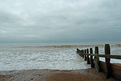 20130106_0032 (EJ Bergin) Tags: sea beach sussex worthing pebbles groyne seadefences lumixtz10