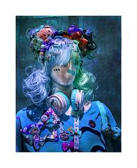 EMP Hello Kitty Portrait - Two (ra1000) Tags: seattle portrait color washington hellokitty emp