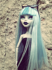 Lia  ( MarildaHungria ) Tags: monster high doll lia zombie freaky fusion mh ff mattel yelps ghoulia monsterhigh freakyfusion