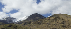 Snowdonia National Park (robwhite3) Tags: sky wales nationalpark snowcapped snowdonia