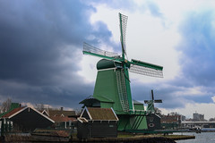 Zaanse Schans (tribsa2) Tags: holland mill netherlands windmill dutch moulin nederland sawmill molen nederlandvandaag