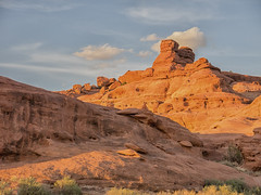 morning light at Needles NP (maryannenelson) Tags: landscape outdoors utah nationalpark spring rocks canyonlands rockformations