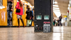 Little Nightclub 122/366 (Skley) Tags: ubahn 2016 nachtclub littlewedding 121366 sprengelkiez skley littlenightclub
