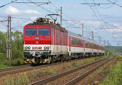 163057 Kalsa/Slovakia (Gridboy56) Tags: railroad electric train trains slovakia locomotive railways locomotives 163 skoda kosice 8816 kalsa zssk 163057 ciernanadtisou