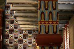 weird perspective (daniel.virella) Tags: temple stencil hungary budapest synagogue secession artnouveau jugendstil szecesszi kazinczystreetorthodoxsynagogue