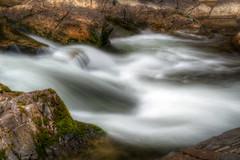 Rushing Water @ Hannacroix Creek (ca276) Tags: longexposure creek waterfall stream upstateny slowshutterspeed greenecounty nikond5200 hannacroixcreekpreserve