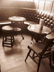 nag head pub (reeny10) Tags: white black table chair gateshead oldest