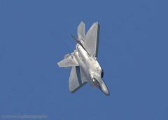 F-22 Raptor Demo (JetImagesOnline) Tags: demo team fighter martin over jet airshow raptor stealth f22 roads hampton lockheed airpower