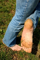 barefoot in nature 101 (dirtyfeet6811) Tags: feet barefoot soles dirtyfeet barefootinnature