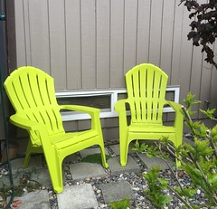 Today's Impulse Purchase (338) (gynot27) Tags: pictureaday patiofurniture adirondackchairs
