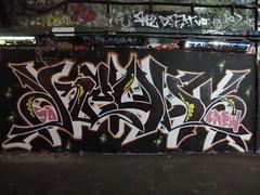 Reoh graffiti, Leake Street (duncan) Tags: graffiti leakestreet reoh