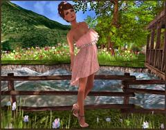 LRD - Magnolia & .:KC:. - Sura Heels (Ag & Q, bloggers!) Tags: magnolia heels kc couture belleza physique hourglass sura maitreya lrd
