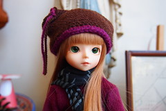 Maren (Tales of Karen) Tags: shiny doll fairy bjd leila bluefairy balljointed minoruworld