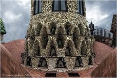 En un lloc surrealista, per meravells. (Palau Gell - Barcelona - Catalunya). (Antoni Gallart i Vilarrasa) Tags: barcelona espaa beautiful spain modernism surreal palace catalonia architect gaudi gaud catalunya antonio antony hermosa terrat palau modernismo antoni catalua catalan modernisme arquitecta palacio d800 catal housetop espanya arquitecto cataln terrado gell surrealista bonica